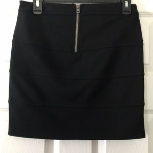 Candie's Skirts - Candie's Embellished Black Skirt Size Medium M
